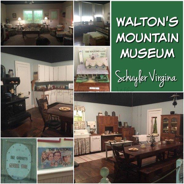 Waltons Mountain Schuyler Virgina