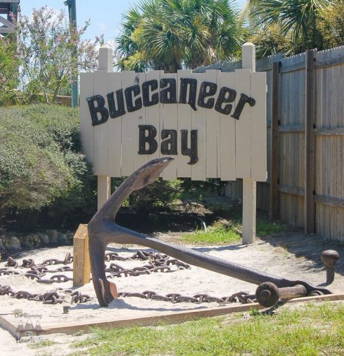 Weeki Wachee State Park Buccaneer Bay