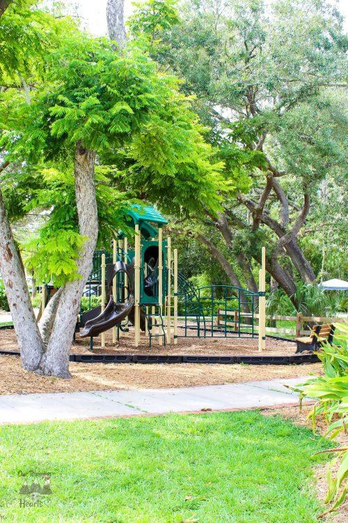 Weeki Wachee State Park Playground