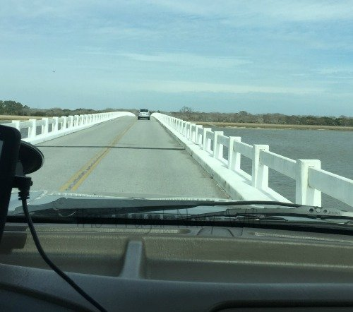 Fort Pulaski Bridge