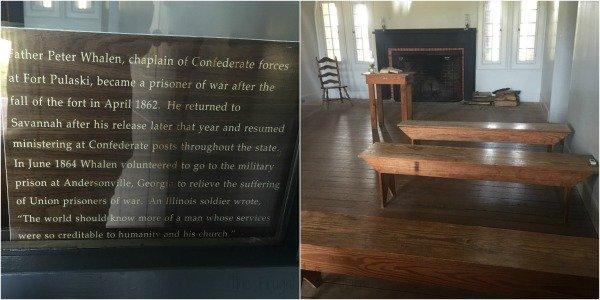 Fort Pulaski Chapel