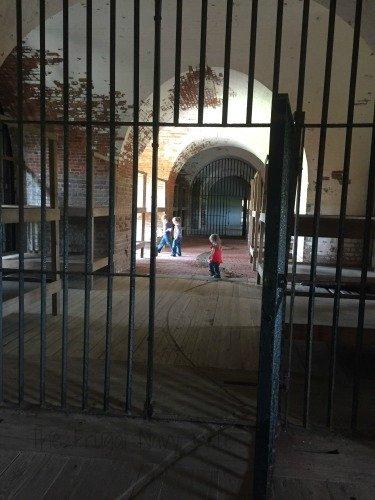 Fort Pulaski Jail