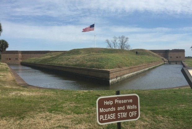 Fort Pulaski Mote