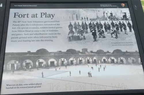 Fort Pulaski Play