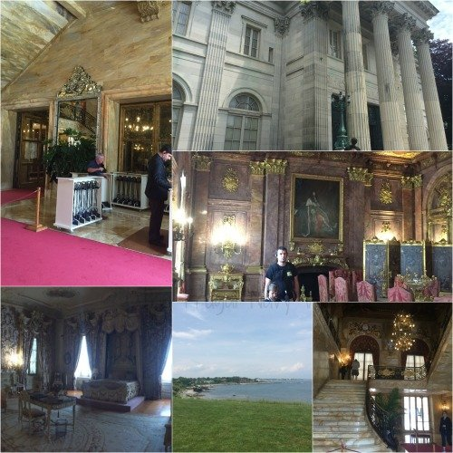 June Travel Update Marble House