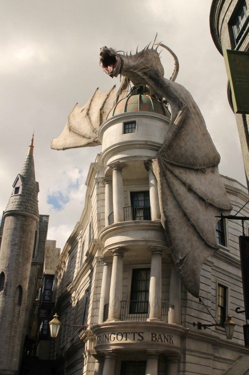 Make the Most Out of a Family Trip to Universal Studios Islands of Adventure Theme Park Harry Potter