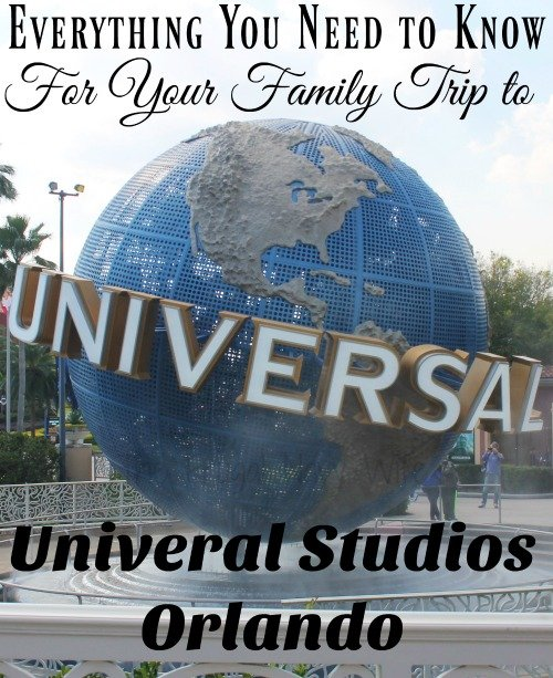 Make the Most of Your Family Trip to Universal Studios Theme Park
