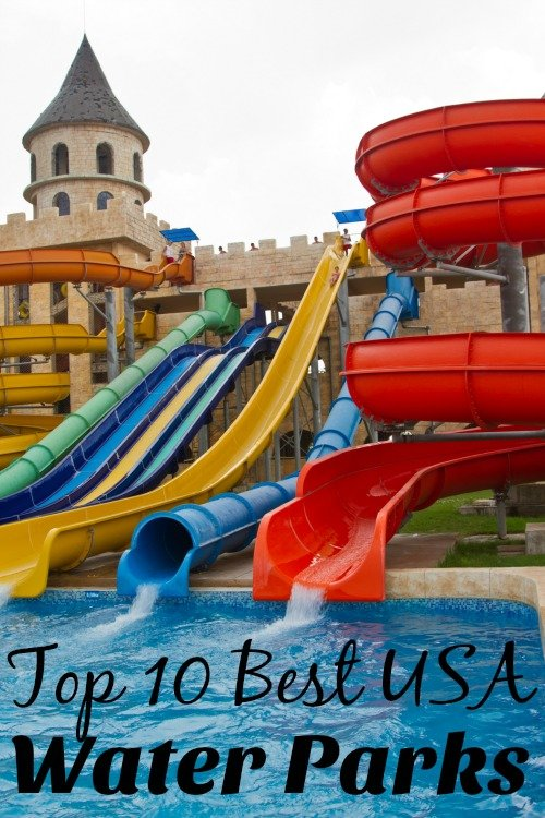 Top 10 Best Water Parks in USA