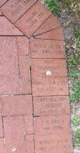 Tybee Lighthouse Bricks
