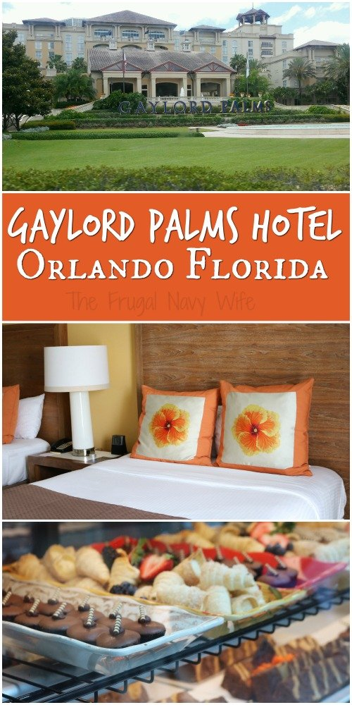 Gaylord Palms Hotel in Orlando Florida Pin