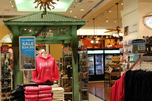 Gaylord Palms Hotel in Orlando Florida Store