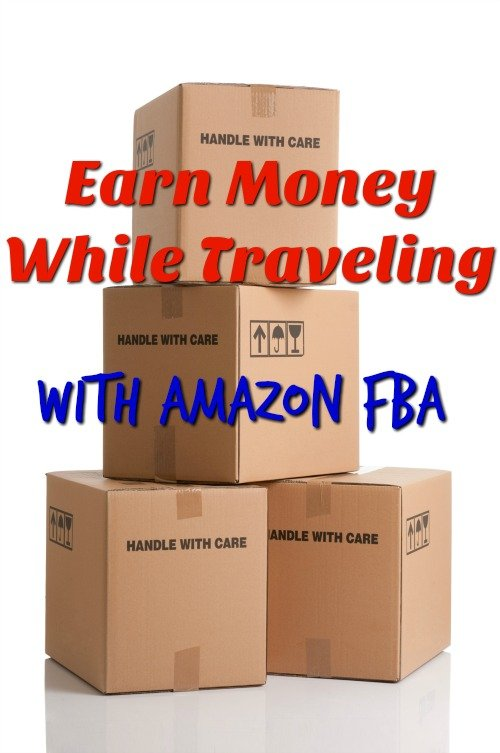 How We Make Money Traveling with Amazon FBA 2