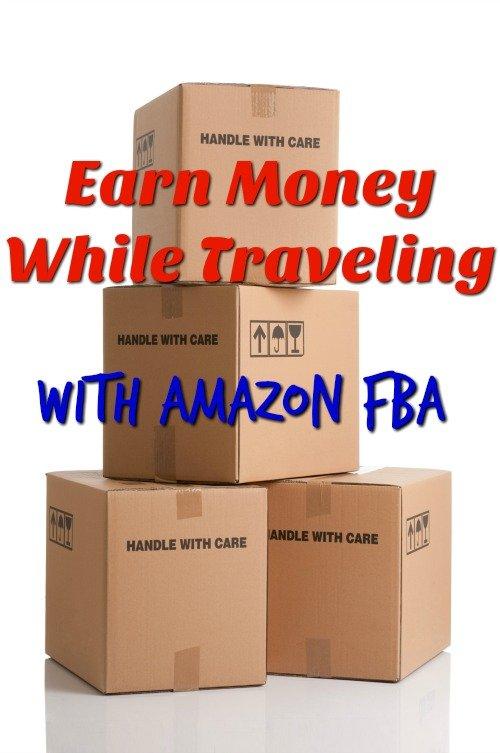 How We Make Money Traveling with Amazon FBA 2