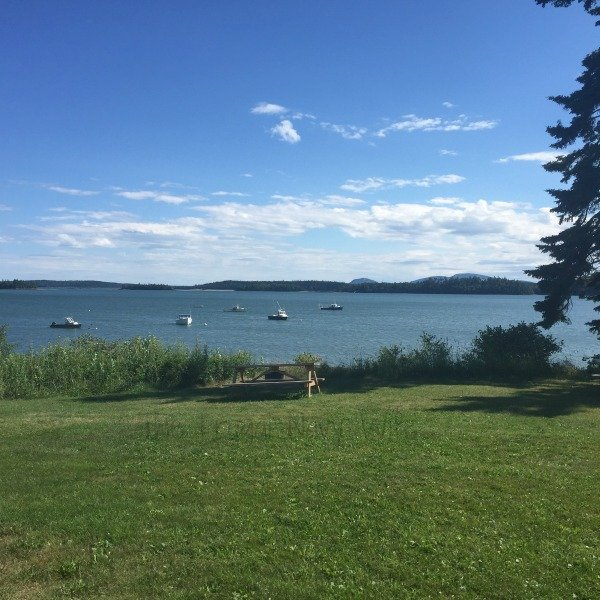 Mountian View Campground Maine