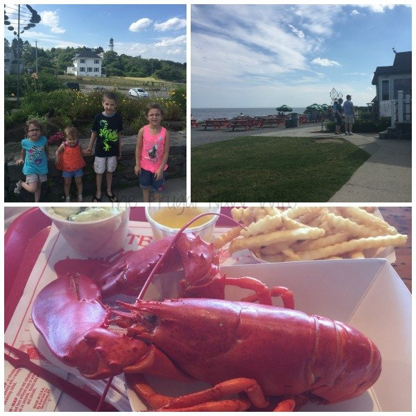 The Lobster Shack Portland Maine