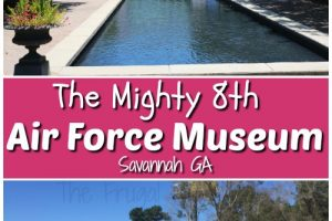 The Mighty 8th Air Force Museum in Savannah GA