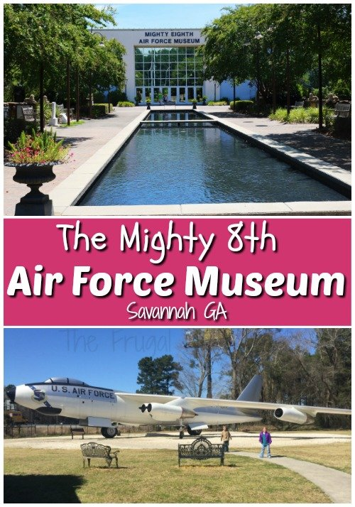 If you are visiting Savannah GA I highly recommend visiting the Mighty 8th Air Force Museum. With history from WWII and many planes, its great for all ages!