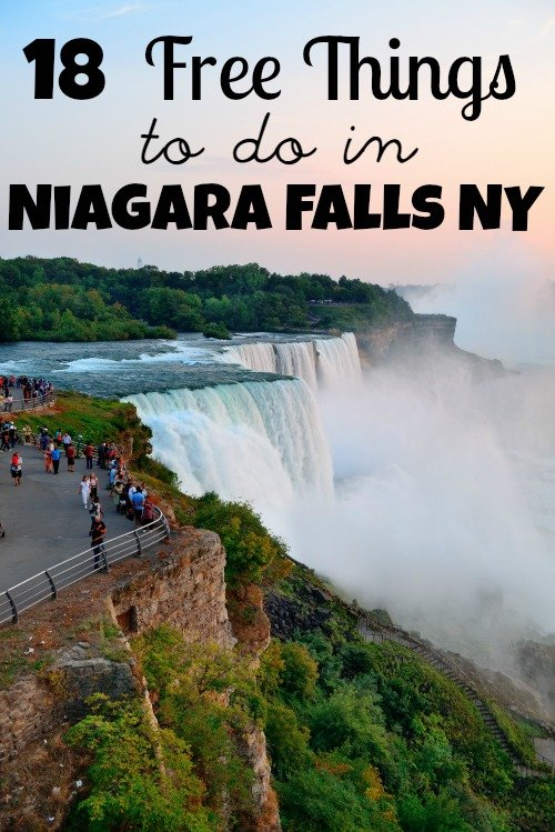 18 fun and free things to do in niagara falls new york for Things to doin nyc