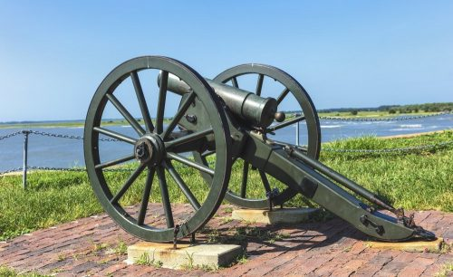 Fort Sumter, South Carolina, USA