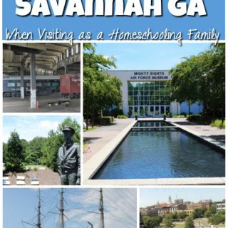 If you are a homeschool family heading to Savannah you want to make sure you don't miss these things to do in Savannah GA, they are perfect for homescooling
