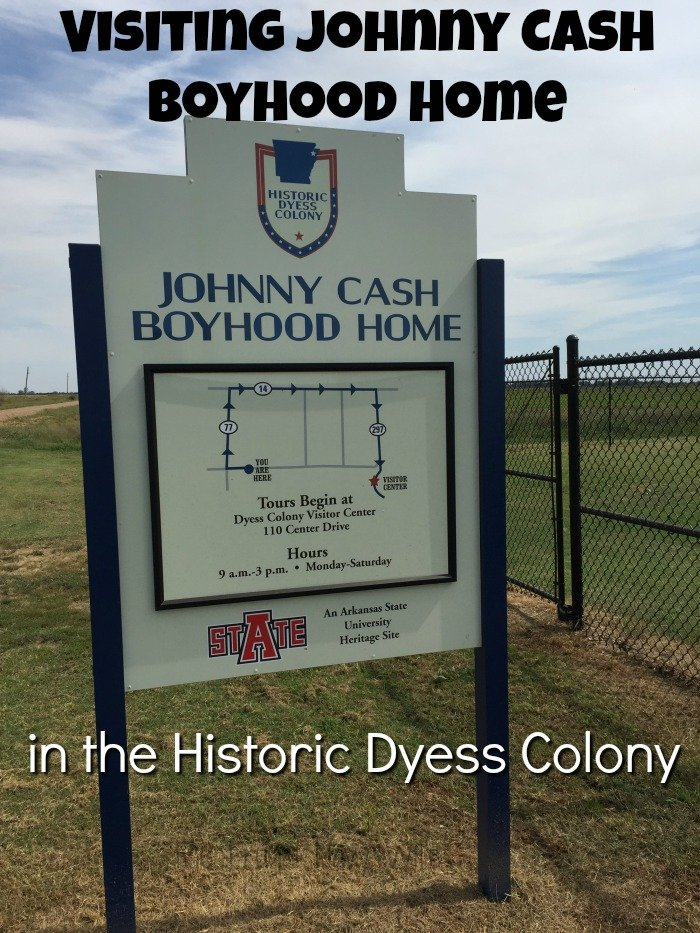 While in Arkansas or even Memphis you should visit the Johnny Cash boyhood home and the historic Dyess Colony to learn history no in your history book!While in Arkansas or even Memphis you should visit the Johnny Cash boyhood home and the historic Dyess Colony to learn history no in your history book!