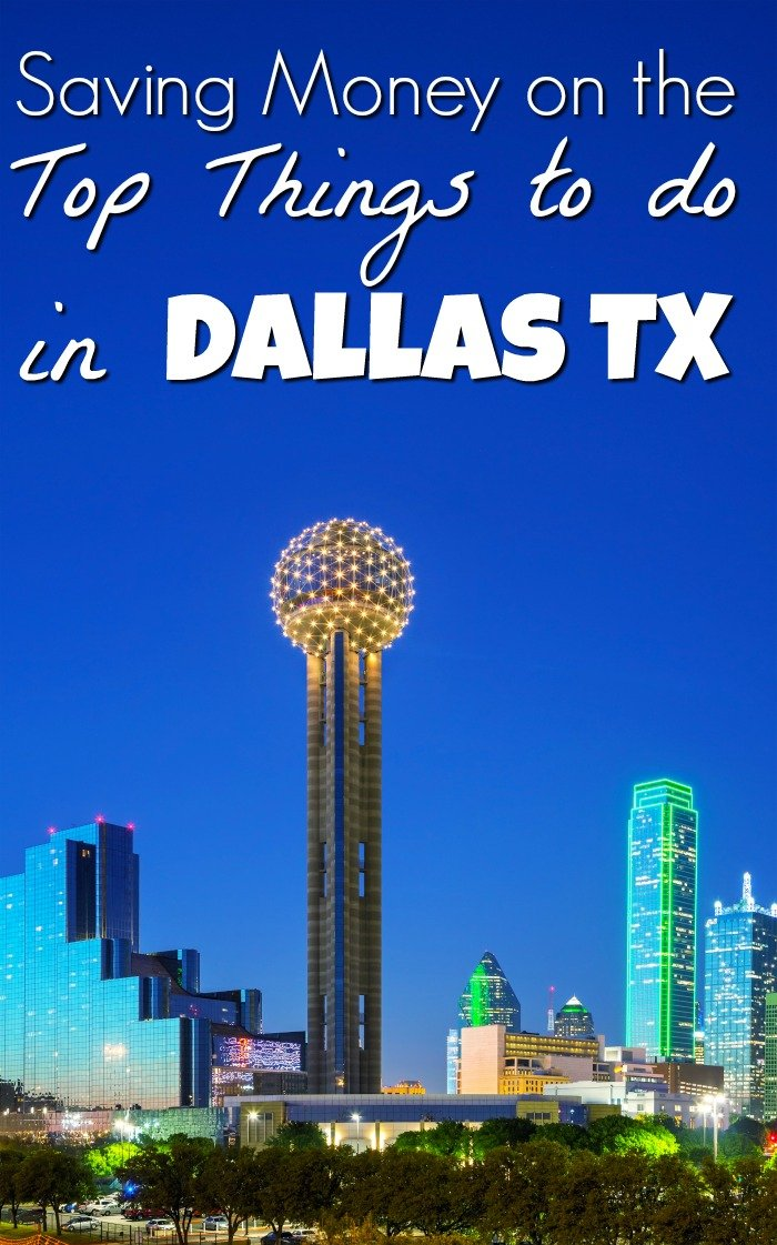 If you are visiting Texas then you will not want to miss these top things to do in Dallas Tx and I will show you the best way to save money on them.