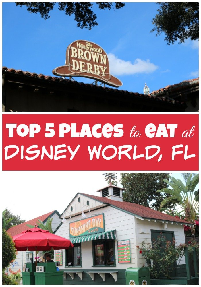 There are so many Disney Restaurants it can be impossible to figure out where the best Disney dining really is. So let me break it down for you!