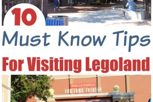 Top 10 Tips to Make Your Visit to Legoland Resort Smoother