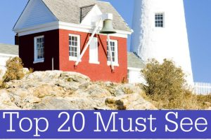 20 Must See Things to do in Maine