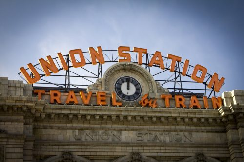 Union Station Free Things to do in Denver Colorado