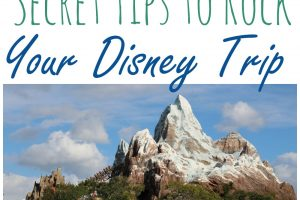9 Super Secret Tips to Really Rock Your Disney Trip