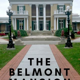 The Belmont Mansion is a house built in 1853 by one of the wealthiest women in America. Boasting 19,000 sqft, this historic mansion is a must see. #belmontmansion #nashville #tennessee #thingstogo #ourroaminghearts| Things To Do In Nashville | Tennessee Travel | Belmont Mansion