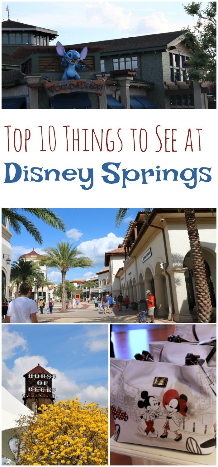 No Disney vacation is complete with out a visit to Disney Springs other wise known as Disney Downtown. There is so much to do!