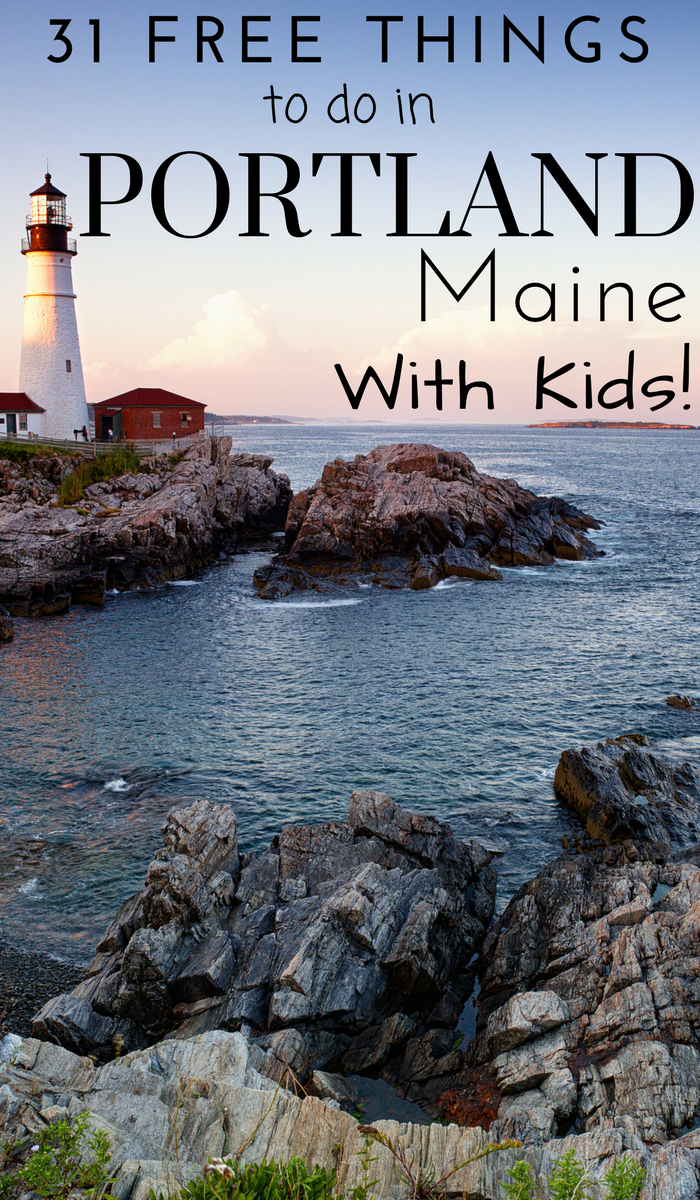 31 free things to do in portland maine our roaming hearts for How much to build a house in maine