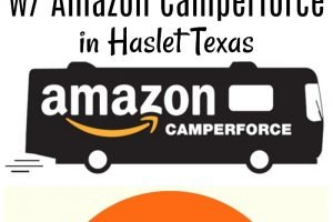 Our 2nd Experience with Amazon Camperforce in Haslet Texas