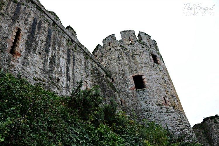 Conway Castle Wales