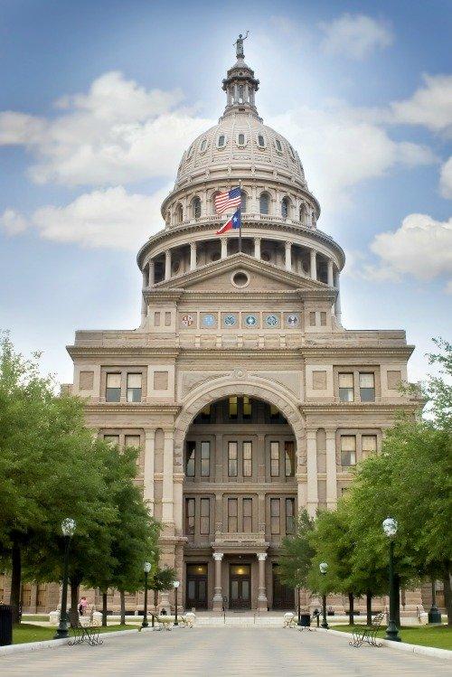 Texas State Capital Building Austin Texas