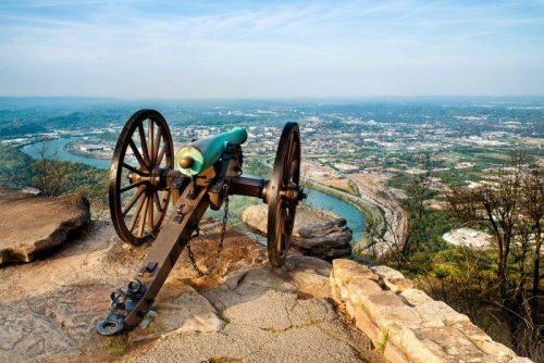 Point Park Cannon