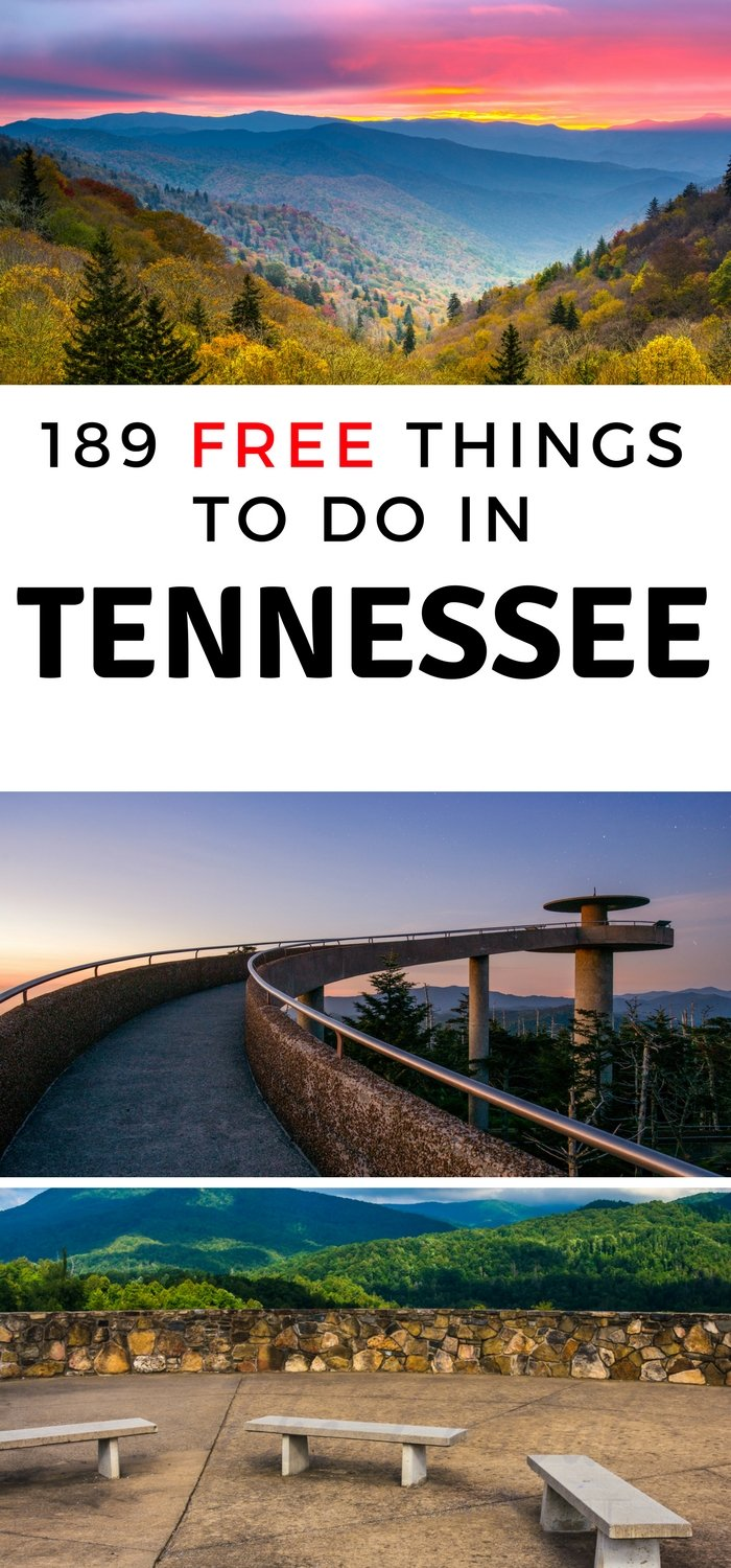 189 Free Things to do in Tennessee