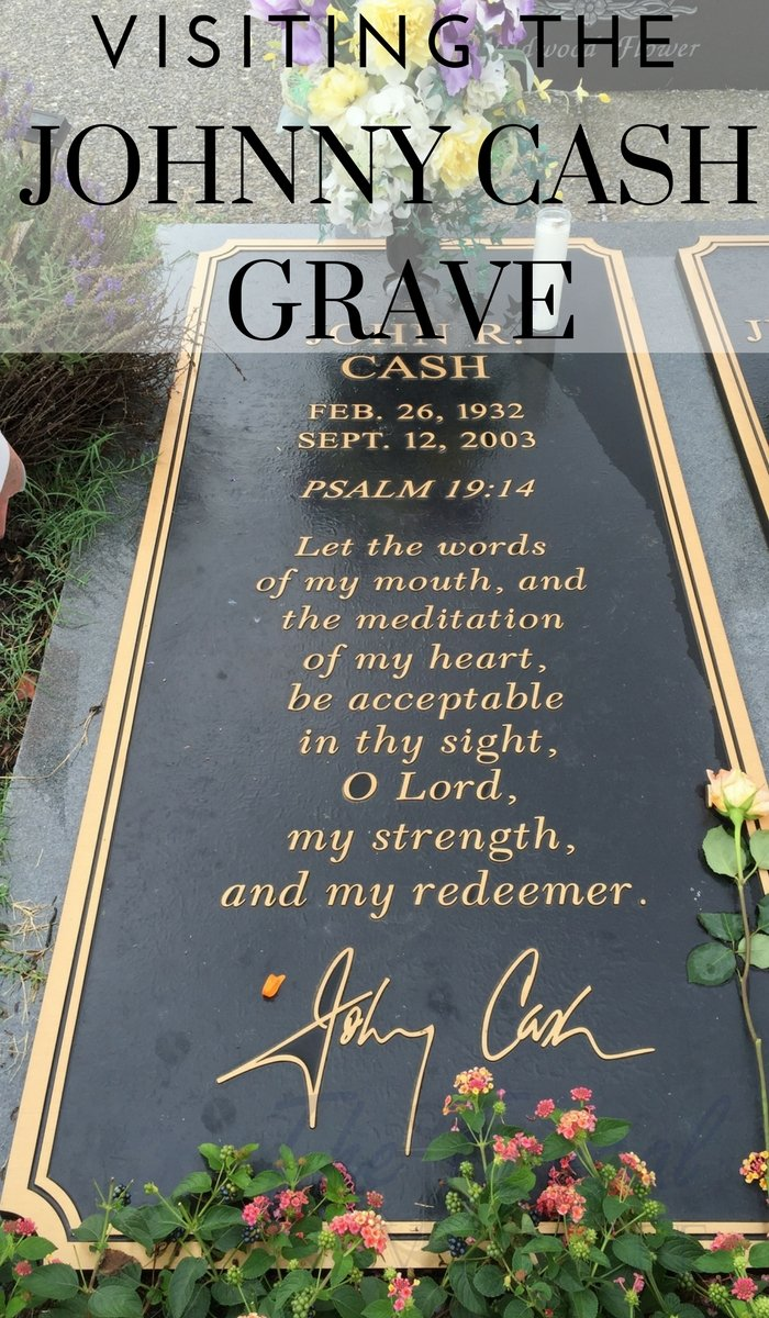 Johnny Cash Grave