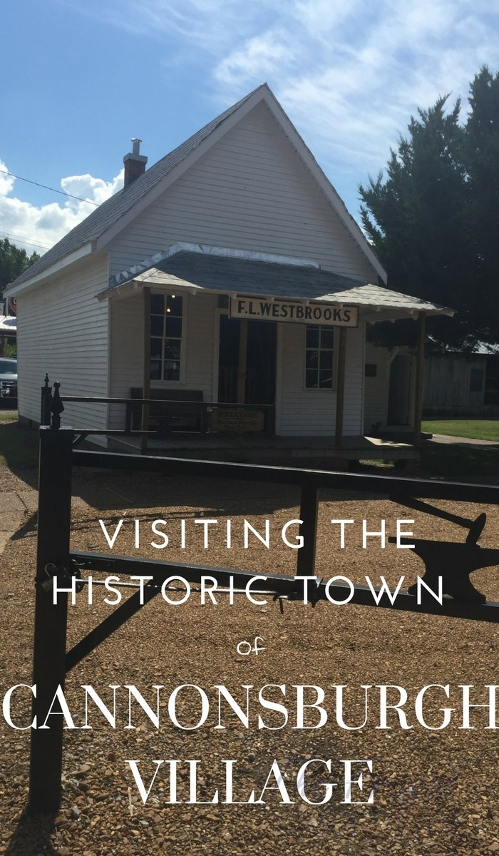 We took our homeschooling lesson to Cannonsburge Village in Murfreesboro, TN and it was the perfect history lesson for my kids. Come see why.