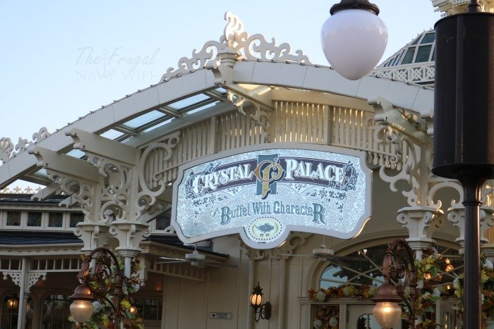 The Crystal Palace Disney