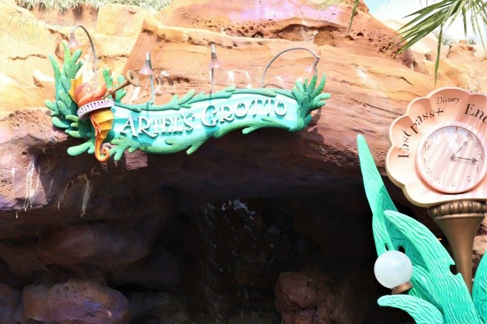 Ariel's Grotto - Disney Bucket List