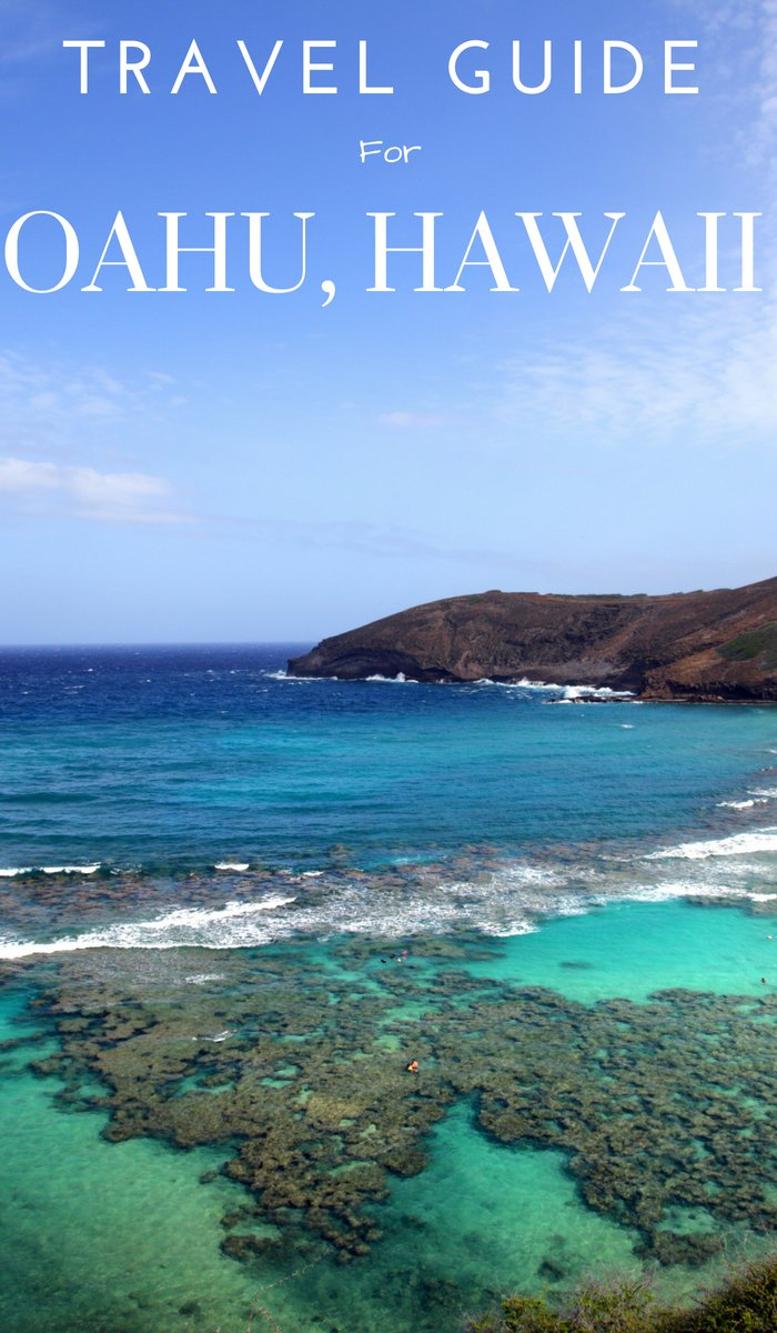 If you are heading to Hawaii for the first time planning a trip to an island in the middle of the ocean can be a little intimidating no matter how excited you are. use this Oahu travel guide to help prepare you with everything you need to know. #hawaii #travel #oahu #hawaiitravel #ourroaminghearts | Travel | Hawaii Travel Guide | Oahu Travel Guide | Oahu