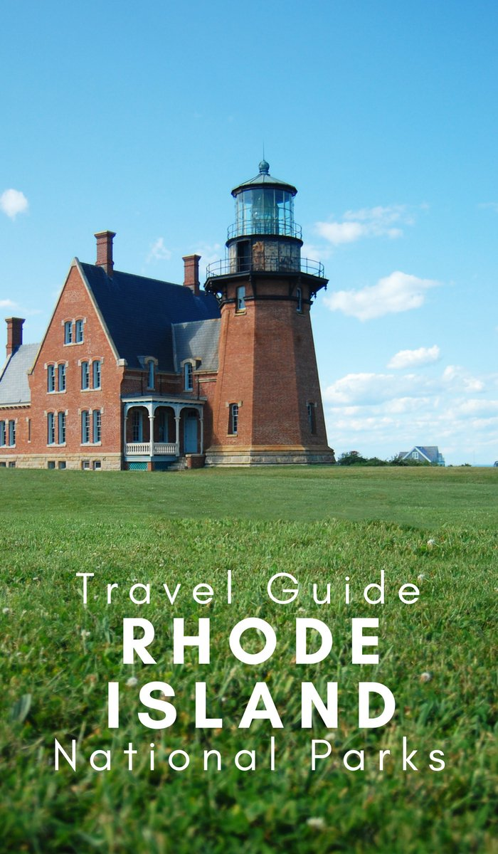 We love seeing the parks and the Rhode Island historical sites in which they lie. If you're headed to Rhode Island, make sure you visit these. #rhodeisland #nationalparks #historicalsites #ourroaminghearts | Rhode Island Travel Guide | National Parks in Rhode Island | Historical Sites in Rhode Island
