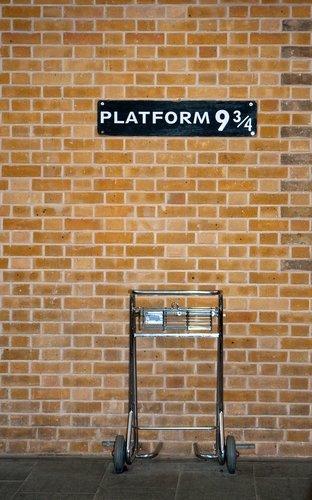 Platform 9 3/4 Trolley