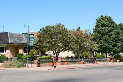The St. George, Utah Historic District.