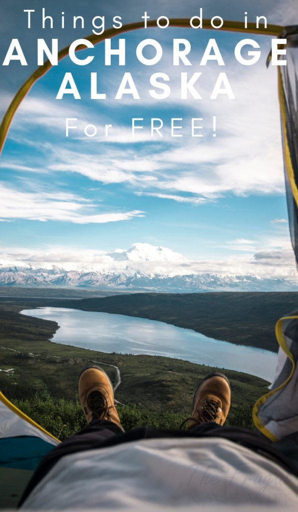 Alaska is known for its natural beauty and there are a few free things you can indulge in. These are the bestFree Things to do in Anchorage Alaska. #alaska #travel #freethingstodo #ourroaminghearts #anchorage | Alaska Travel | Anchorage | Free things to do in Anchorage |