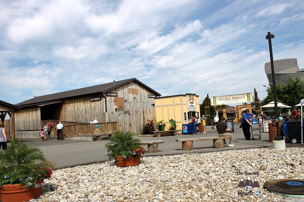 A Day at Noah's Ark Encounter Kentucky Villiage