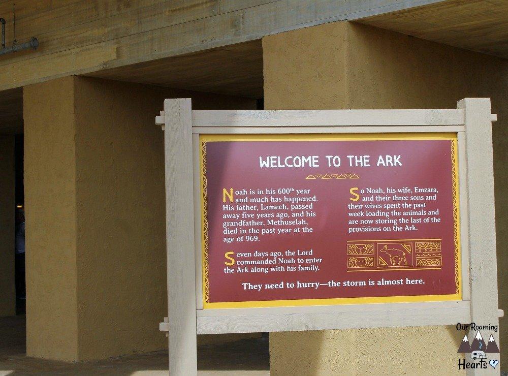 A Day at Noah's Ark Encounter Kentucky Trivia